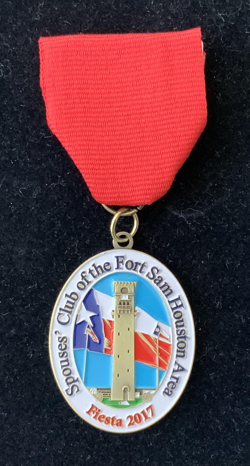 Fiesta Medal 2017