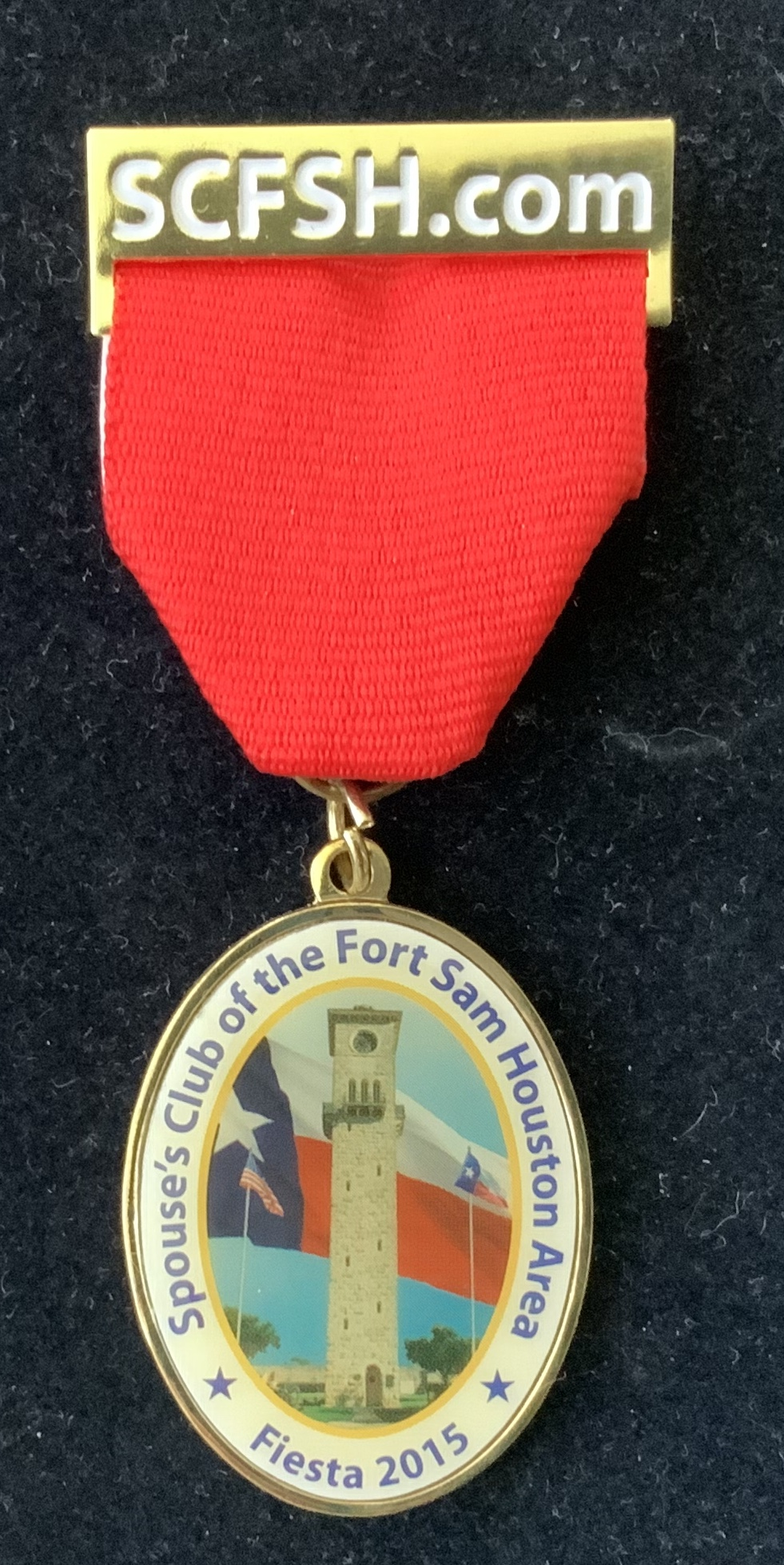 Fiesta Medal 2015